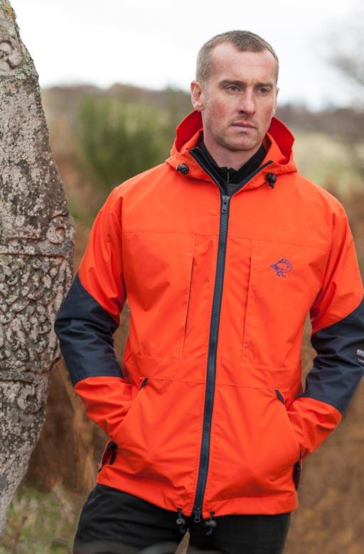 Talorc hybrid Ventile® jacket