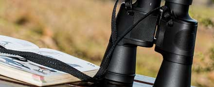 Hilltrek products for bird & wildlife watchers