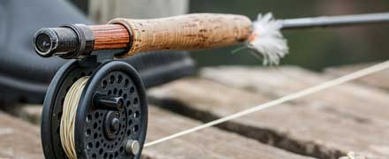 Hilltrek products for fishermen & field sports enthusiasts