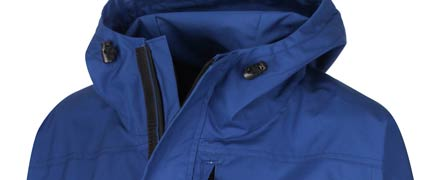 Hilltrek Hybrid Ventile® clothing