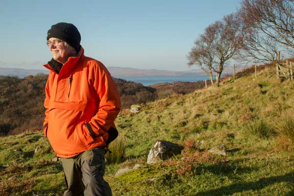 New from Hilltrek - our latest Ventile Pile Smock