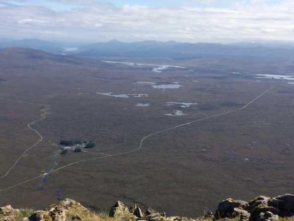 Rannoch Moor - an adventure for another day